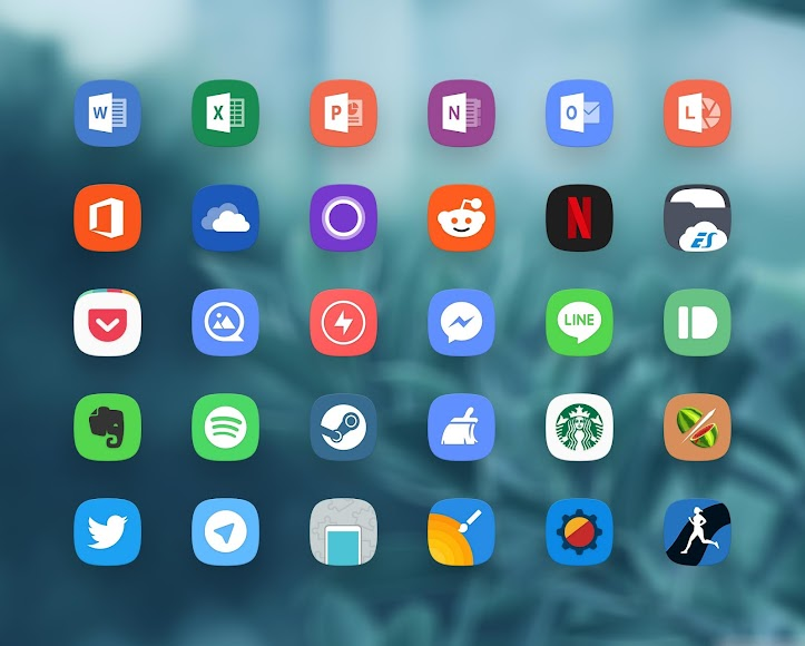 Grace UX - Icon Pack 5.5.2