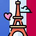 تعلم اللغة الفرنسية باحتراف icon