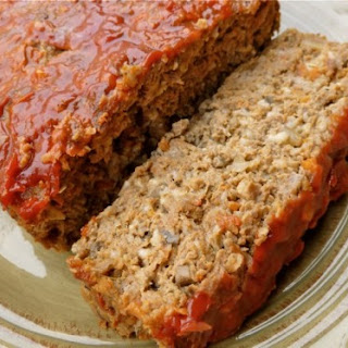 Weight Watchers Favorite Meatloaf.