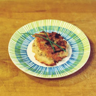 Creole Potato Pancakes