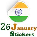 Republic Day Stickers for Whatsapp (WAStickerApps) icon