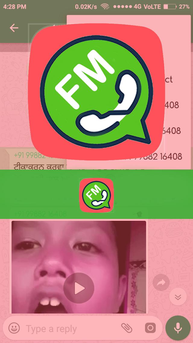 Fm Whatsapp Mod Apk Download Latest Version