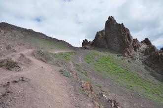 Photo: Montée au Stok La