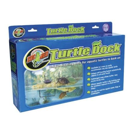 Turtle Dock Large 23x46cm