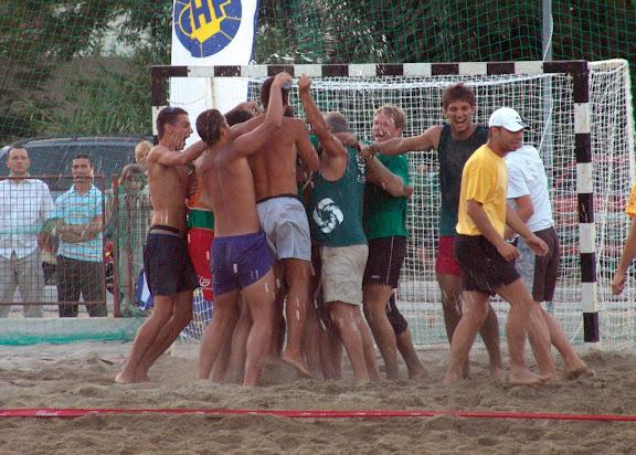 Dugi Rat - Klub rukometa na pijesku