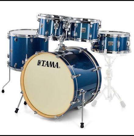 Tama Superstar Classic - CK52KRS-ISP - Indigo Sparkle