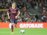 📷 Carles Puyol présente lemaillot spécial 'El Clasico' du Barça