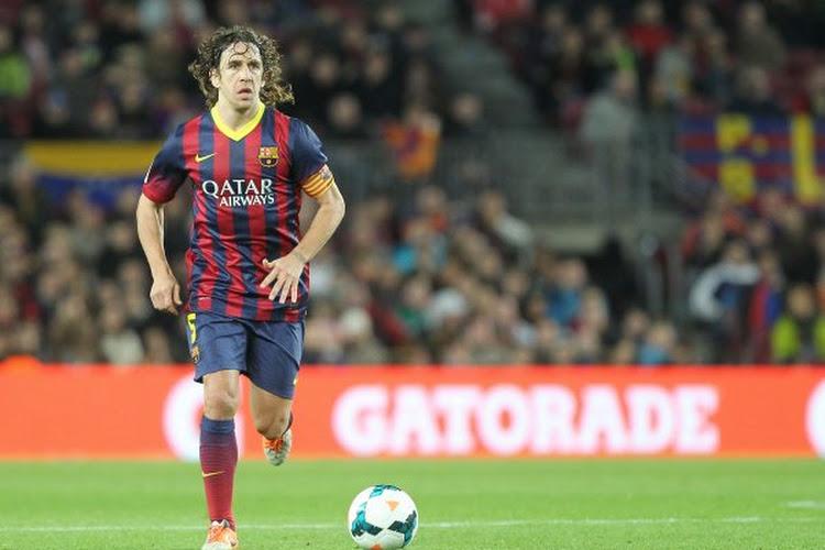 Carles Puyol et sa femme se mettent à poil
