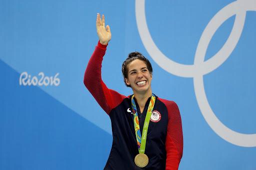 Olympic Gold Medalist Maya DiRado Announces Pregnancy