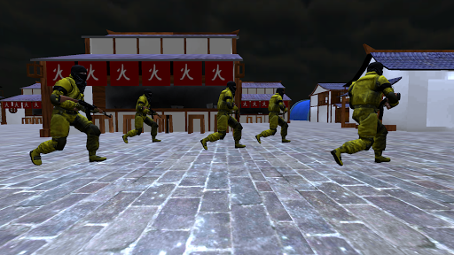 Free Terrorism Fire Free - Fire FPS Battleground 1.0 screenshots 6