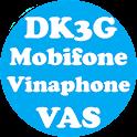 DK3G - Đăng ký 3G cho Mobile icon