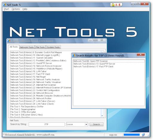 Net Tools - 超级工具集 1