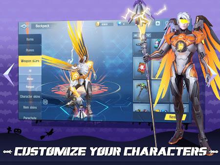 Survival Heroes - MOBA Battle Royale 1.3.0 screenshot 2094329