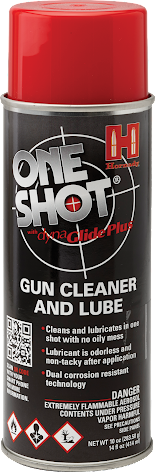 Hornady One Shot Gun Cleaner and Lube 295ml