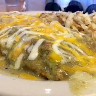 Basic New Mexico Green Chile Sauce.