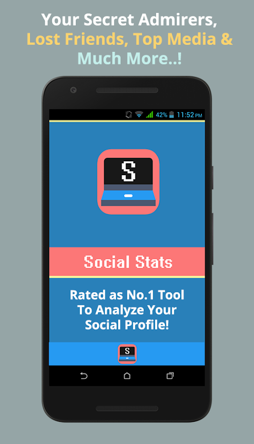 Social Stats Facebook Users- screenshot