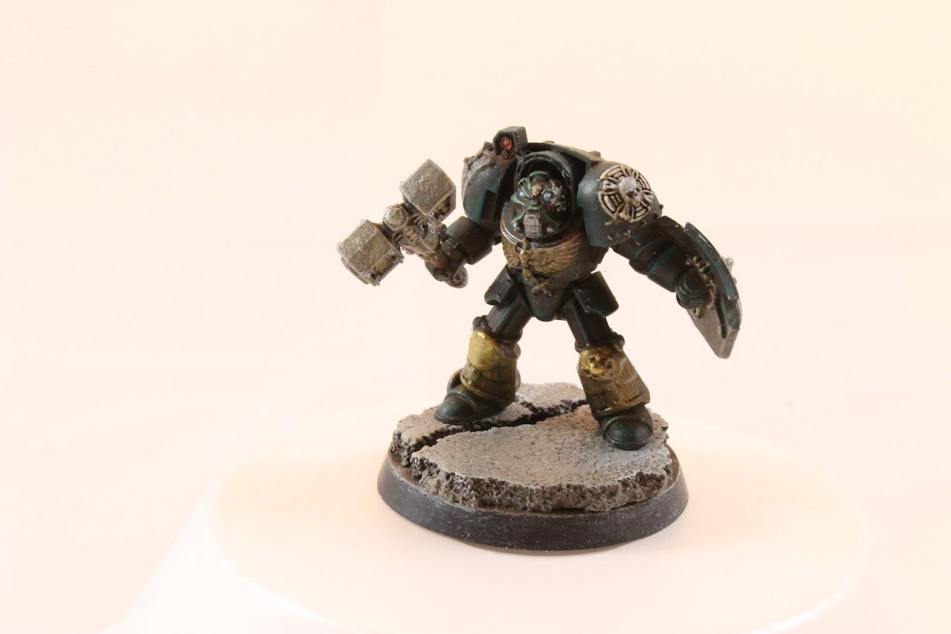 Terminator #2, painted