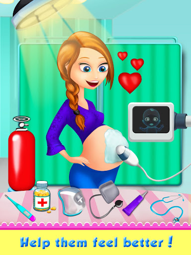 Newborn baby Love - Mommy Care for PC
