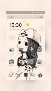 Pet Cute Girl Love screenshot 7