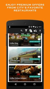 FoodSome - Premium Offers- screenshot thumbnail