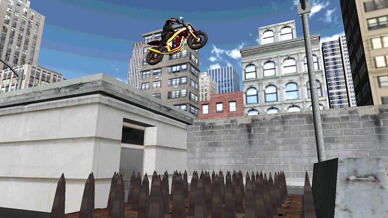 Скриншот Adrenaline Outlaws 3D