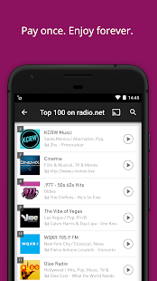 radio.net PRIME Screenshot