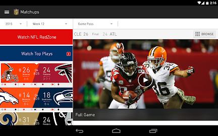 NFL Mobile Screenshot 8