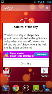 Funny Quotes- screenshot thumbnail