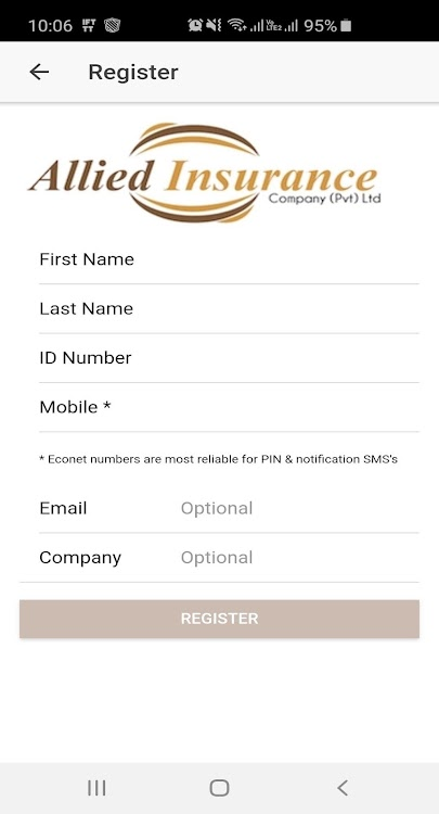 Allied Insurance Zimbabwe Android Apps Appagg