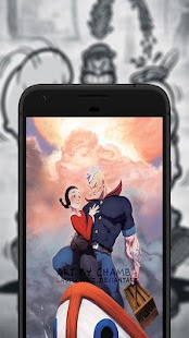 Popeye wallpapers HD - náhled