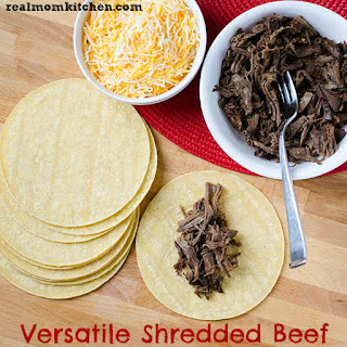 Versatile Shredded Beef