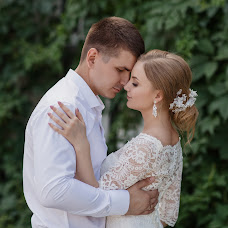 Wedding photographer Yuliya Medvedeva (Multjaschka). Photo of 03.09.2018