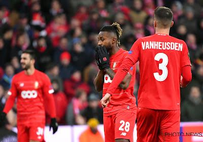 """Samuel Bastien abattu, mais fier : """"On leur a montré qu'on était un grand club"""""""