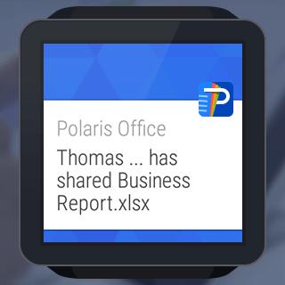 Polaris Office for LG 7.3.21 screenshots 25