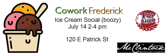 Cowork Frederick Ice Cream Social 2021