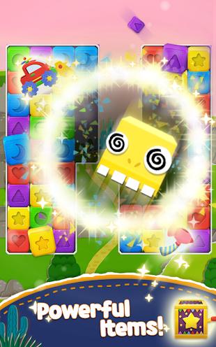 PaperMon Story: Match Blocks!- screenshot thumbnail