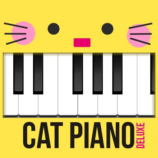 Cat Piano Deluxe