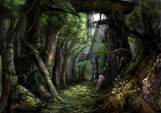 Fantasy Forest Live Wallpaper