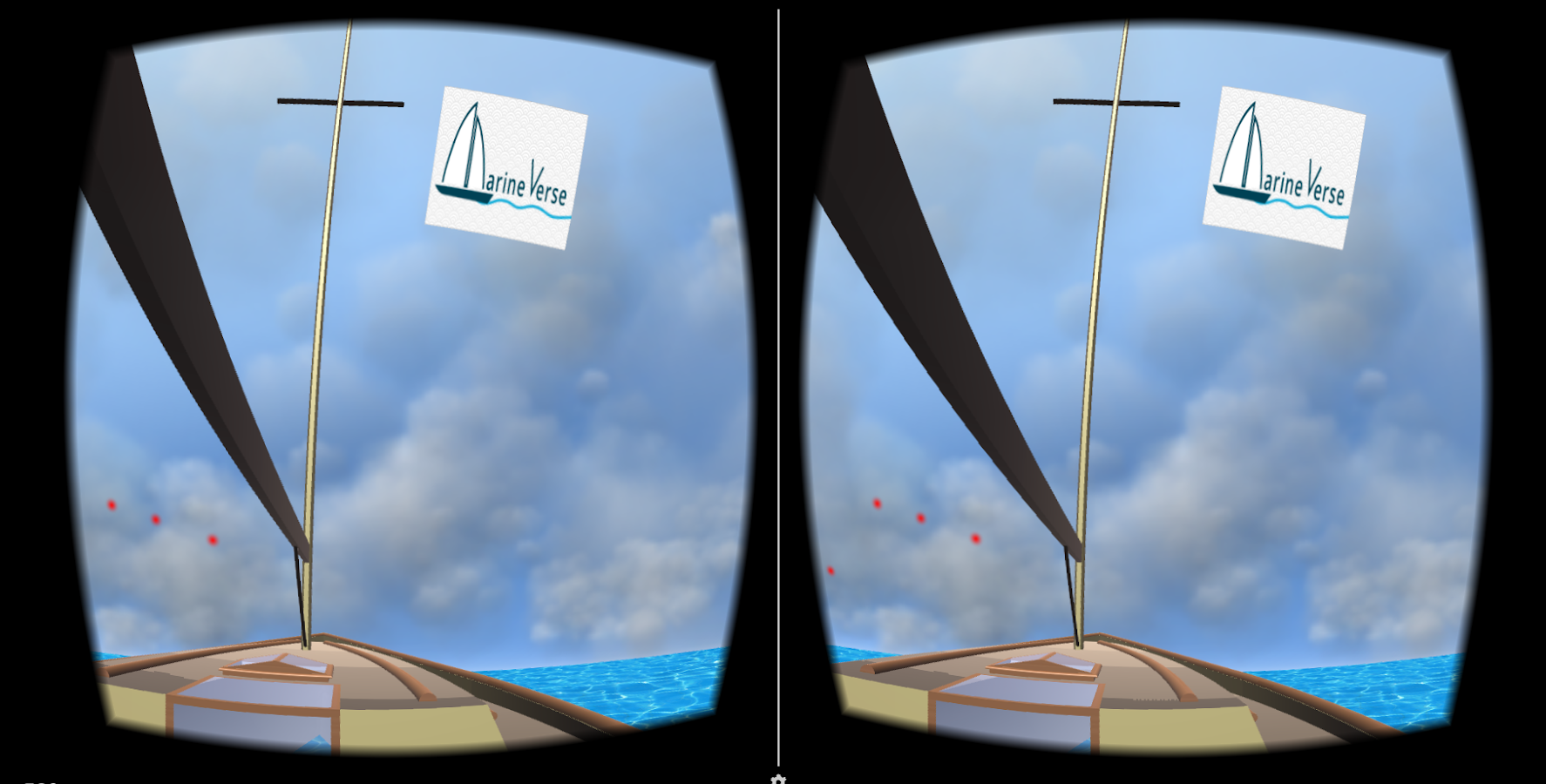 Point of Sail for Cardboard VR- screenshot