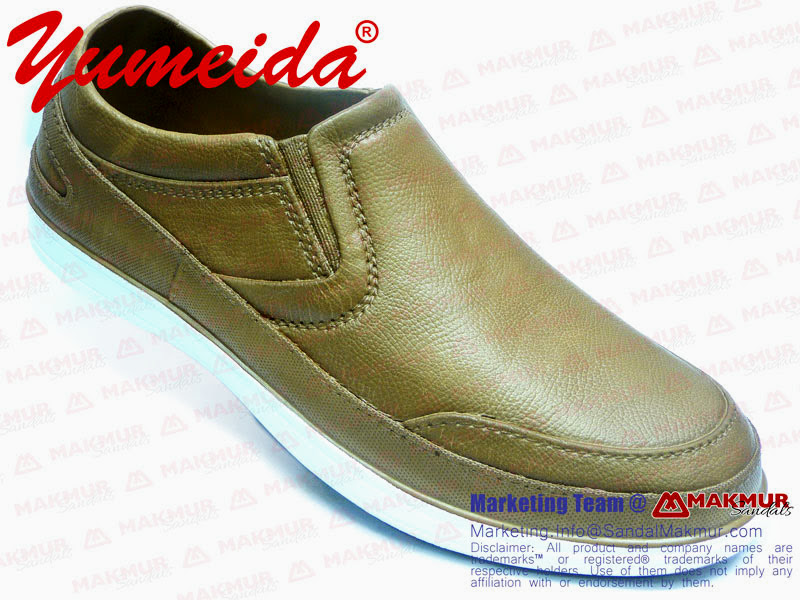 Pantofel Yumeida 7091 - Golden Brown