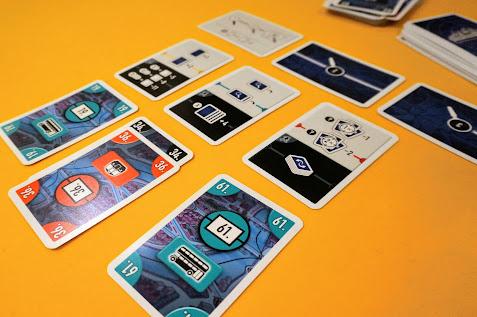 スコットランドヤード:カードゲーム