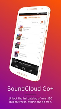SoundCloud - Glazba I Audio APK screenshot thumbnail 4