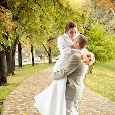 Wedding photographer Elena Svechkova (OlenaArt). Photo of 29.10.2013