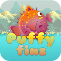 Puffy Fins - Fish that breathes above water icon