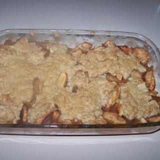 Grandma's Apple Cobbler