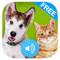 Animal Sounds & Images Free icon