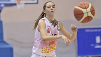 Gemma Núñez es una de las grades jugadoras del ISE.