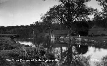 Photo: River Medway wateringbury