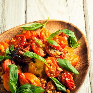 Garlic-Roasted Cherry Tomatoes.