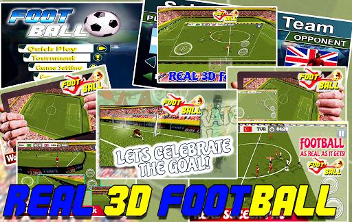 World Football Soccer Dream League Forever 2.0 screenshots 5
